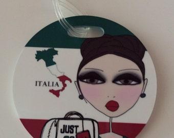 Bag Tag - Italy