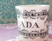 Just a Memory...Ada's Little Cup...Antique China