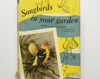 Songbirds in Your Garden Book