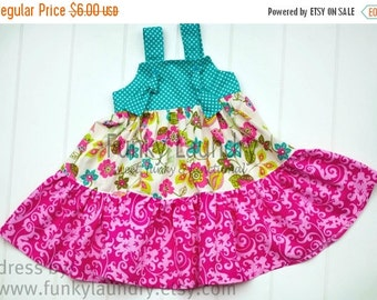 SALE Twirl Knot Dress Sewing Pattern Tutorial many sizes PDF 2 diff. styles, 2 diff. bodices Whimsy Couture