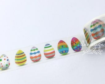 Easter Eggs Washi Tape (182739)