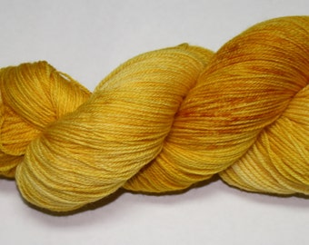 Sunshine Hand Dyed Sock Yarn