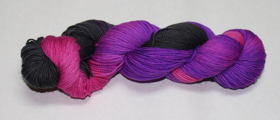 Tonks Hand Dyed Sock Yarn