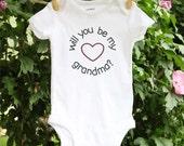 Pregnancy Reveal to Grandma Pregnancy Announcement Baby Reveal Baby Announcement Announcement Ideas