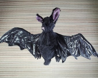 Bat decoration Bat softie Bat prop Fruit Bat