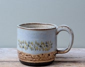 Rustic Pine Tree Forest Mug