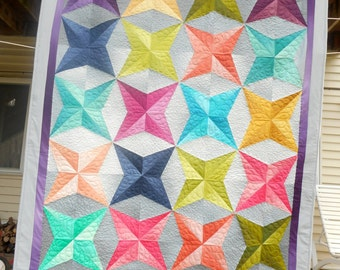 Gradient Glow quilt - REDUCED