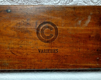 Cigar Box with Latch