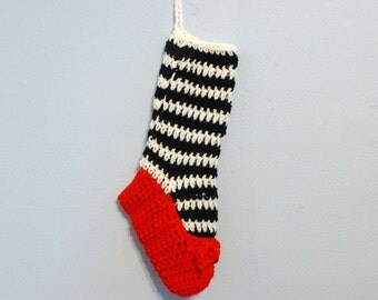 Wicked Witch Christmas Stocking