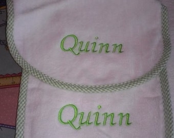 Unisex Baby Personalized Infant Gift Set