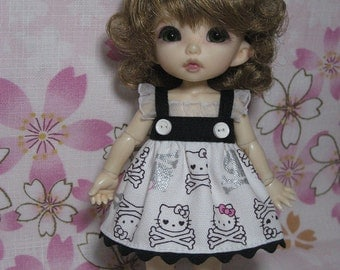 Skull Kitty Dress for Lati Yellow, Pukifee