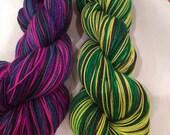 Custom Dyeing Order for Marja
