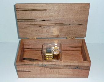 Ambrosia Maple Box with Music