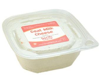 Goat Cheese - Garlic Chevre