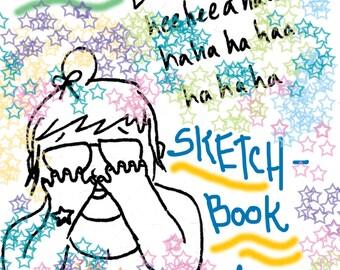 Milkyboots Sketchbook Vol. 1