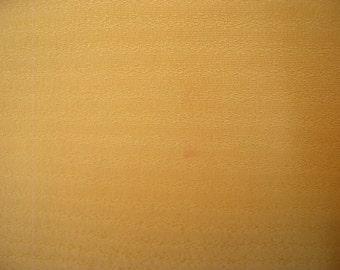 Vintage kimono S116, silk, yellow, rinzu