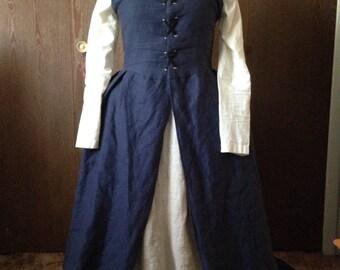 Women's Elizabethan Gown