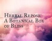 Herbal Repose - Box of Botanical Bliss