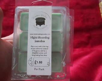 Night Blooming Jasmine Scented Soy Wax Melts Pack