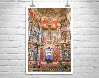 San Xavier, Arizona Mission, Tucson, Catholic, Christian, Jesus, Spanish Mission, Church Art, Cathedrals, Architecture Photography