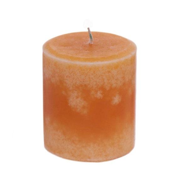Harvest Spice Scented Decorative Pillar Candle, 14 oz  - 397 grams