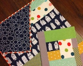 Custom order for Jaclyn 18 inch Patchwork Pillow Cover