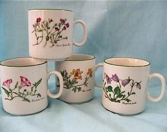 Vintage Seltmann Weiden Mugs