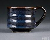 5.5 oz Cappuccino Size Stoneware Mug