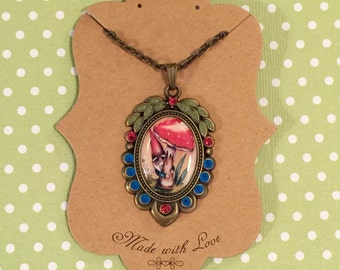 Small Whimsy Necklace