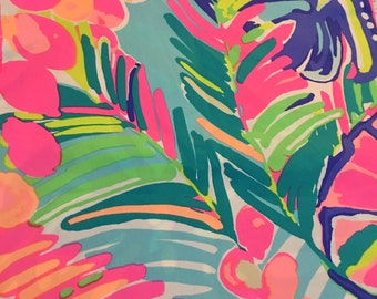 Lilly Pulitzer Exotic Garden - Do Not Purchase, please read listing details