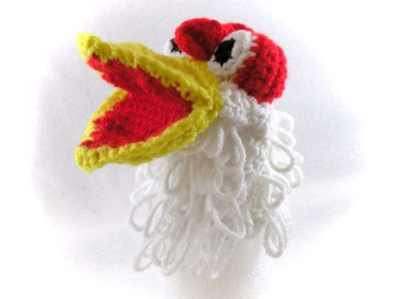 Chicken Little  Little Kid's Hand Puppet - Made Just For Tiny Hands!