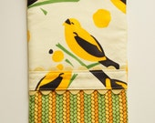 Oven Mitt - Hot Pad Goldfinch