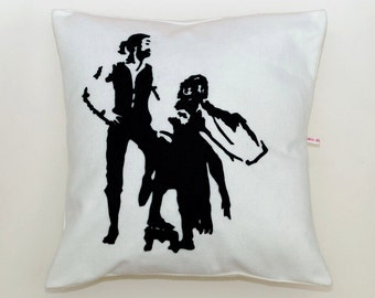 Fleetwood Mac '' Rumours'' Cushion Cover