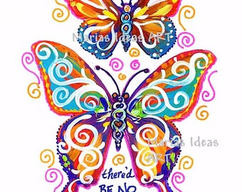 Butterfly art, Inspirational quotes, Butterfly quote, butterflies, nature art, change is good