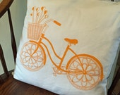 Tuip bike pillow