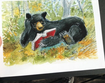 Black Bear book club