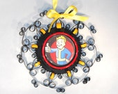 Fallout Ornament made from Aluminum Can