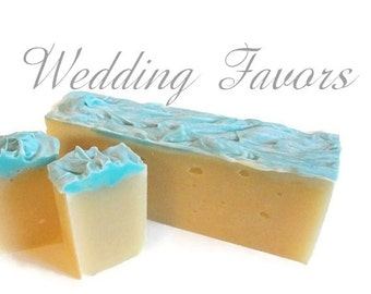 Soap Loaves, Wedding Favors