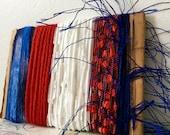 Creative Art Yarn Bundle Specialty Yarn Bundle - 10+ yards - Liberty 4 All
