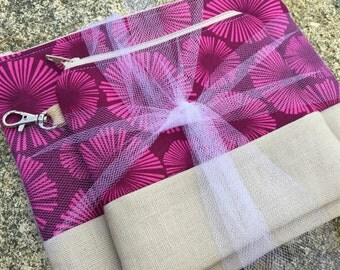 Cosmetic bag gift set, ready to ship