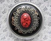 Compact Mirror Vampire Kiss Comes With Protective Pouch