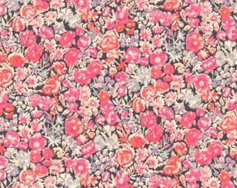 Liberty Tana Lawn Fabric Chive Apricot Fat Quarter