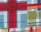 25% off Michael Miller Madras Patch - Fabric 1 yard off of bolt (more available)