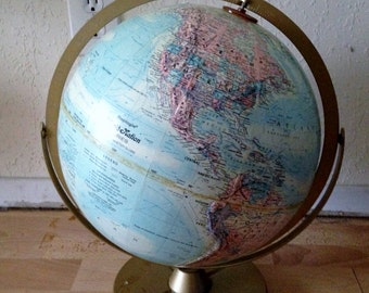 12 Inch Replogle World Nation World Globe