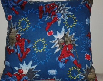 Spiderman Pillow Covers - Set of 2