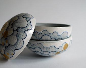 Cloud Serving Bowls