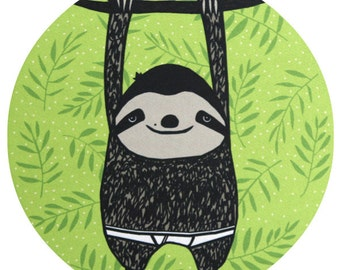 BB Sloth Mousepad