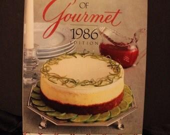 The Best Gourmet 1986 cook book