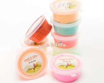 Air-Dry Modelling Polymer Clay 18g | Children's Clay | Soft Clay