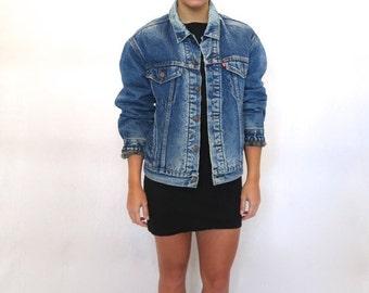 35% OFF SUMMER SALE The Levi's Fleece Lined Denim Jean Jacket